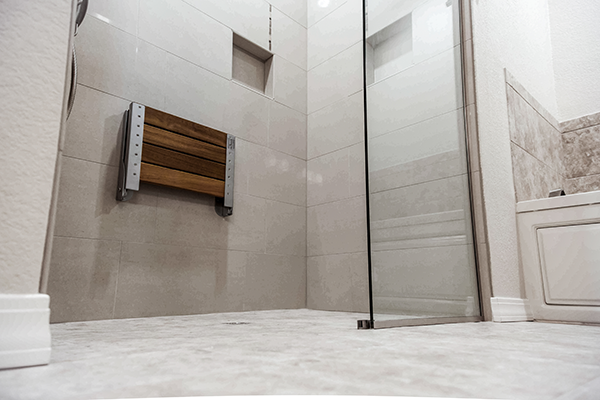 Shower Tile & Grout Cleaning